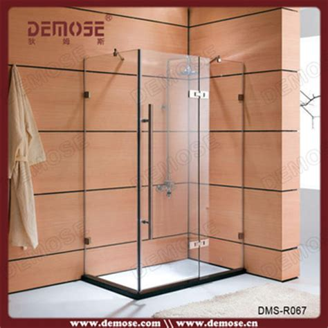 Glass Shower Door Sizes Standard Sliding Glass Door Size Shower Frameless Sliding Glass Door System Buy Standard