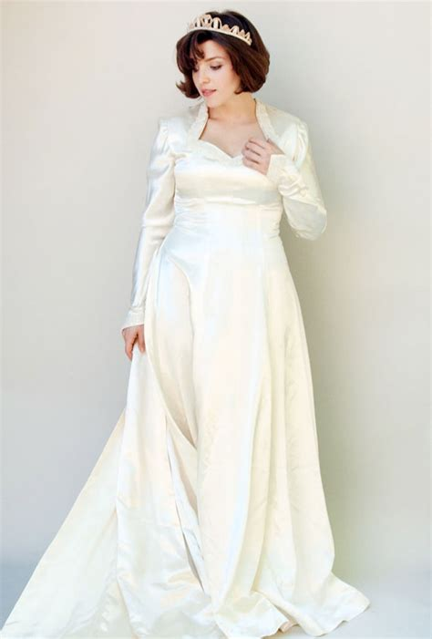 wedding gowns for woman in their forites why choose a vintage wedding dress etsy journal