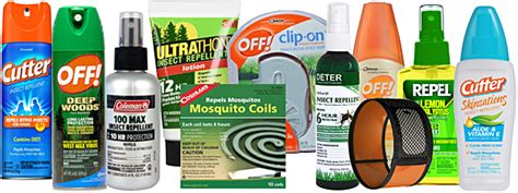 compare insect repellents deter outdoor skin protection