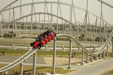 Fastest Roller Coaster In Ferrari World by Formula Rossa Roller Coaster The Way I See It