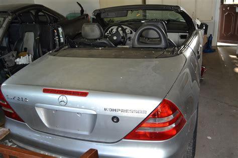 2000 mercedes slk230 2000 mercedes slk230 parts mbworld org forums