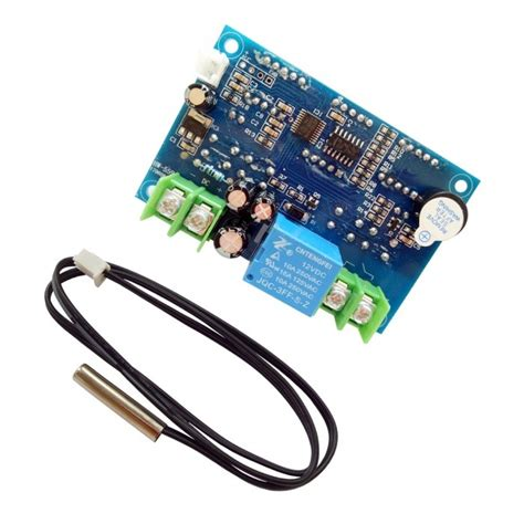 Special Thermostat Digital Dc Intelligent Digital Display Thermostat 1 dc 9v 15v intelligent digital thermostat module with oled display free shipping dealextreme