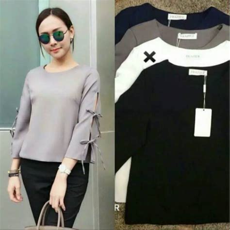 rx fashion holy top bahan twiscon soft fit l quality best 1r shopee indonesia