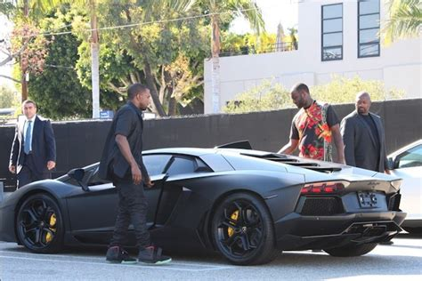 Kanye Lamborghini Mercy Dre Black So Fresh Cars