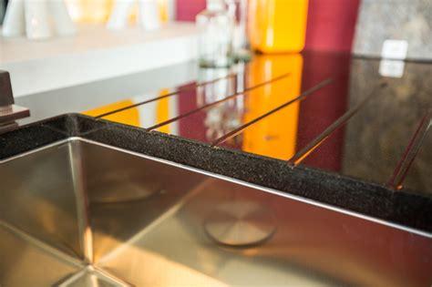 Arbeitsplatte Naturstein by Arbeitsplatten Aus Glas Holz Naturstein Oder Schichtstoff