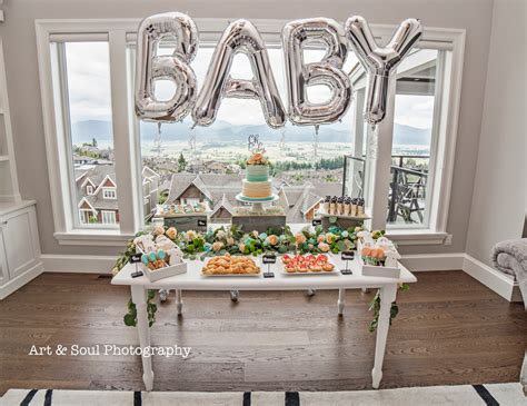 Neutral Baby Showers by Gender Neutral Baby Shower Baby Shower Quot Bright Sky