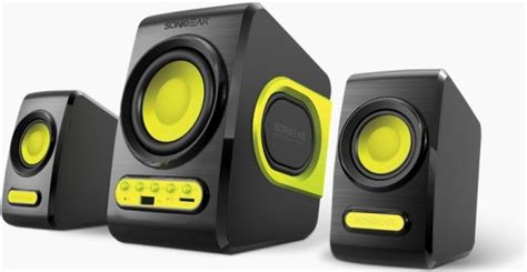 Sonicgear Quatro V Usb 2 1 Speaker sonicgear quatro v usb powered xtreme bass 2 1 speakers