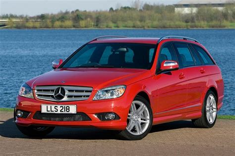 Used Mercedes Prices by Mercedes C Class Estate From 2008 Used Prices Parkers