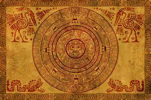 Mayans Calendar Mayan Calendar Similar To Ancient Early Contact