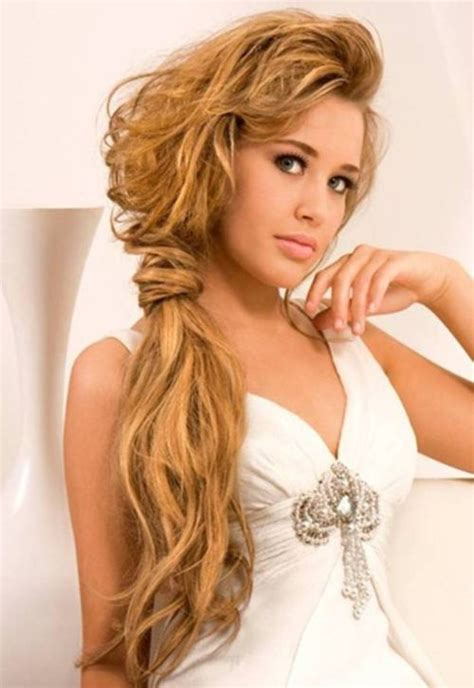 hairstyles for52 52 really cute prom hairstyles for long hair 2017