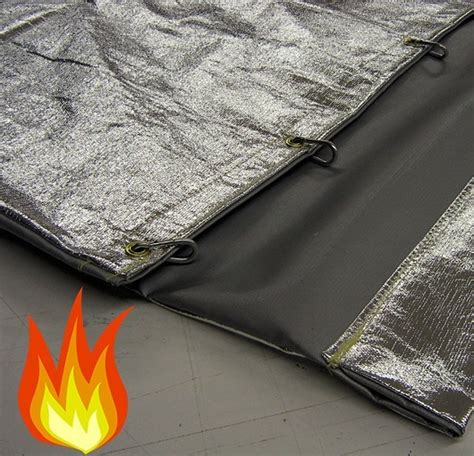temperature curtains heat shield curtains akon curtain and dividers