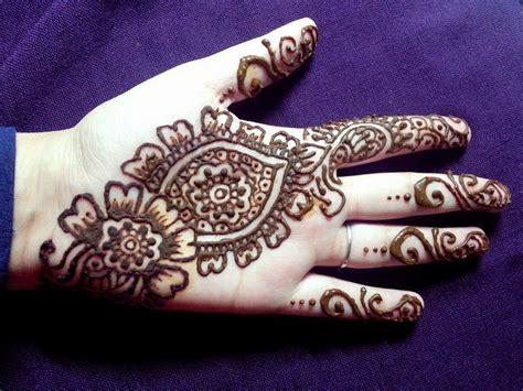 indian henna strip easy pretty mehendi design latest fusion style mehndi youtube