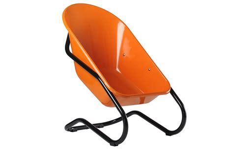 siege orange si 232 ge bac brouette orange achat en ligne ou dans notre