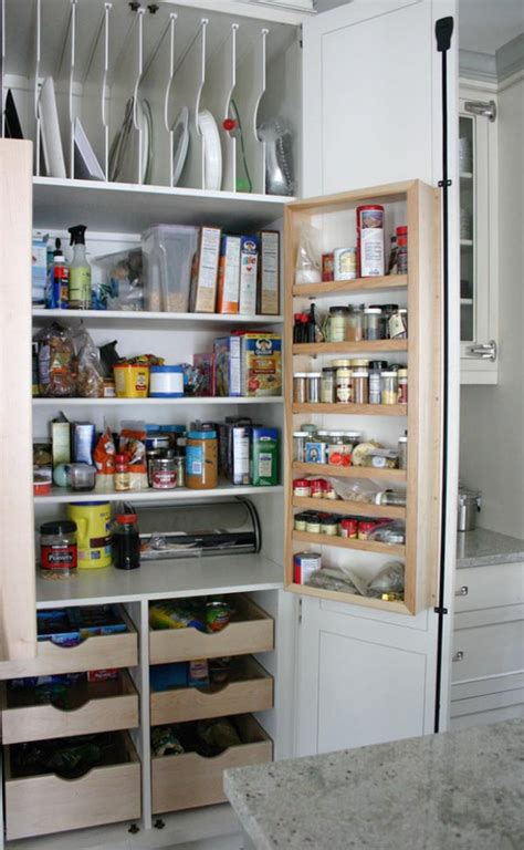 Kitchen Pantry Storage by 51 Pictures Of Kitchen Pantry Designs Ideas
