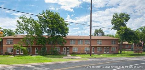 housing authority of the city of austin public housing community rich in african american history faces change in austin