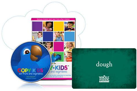 How To Clone Gift Cards - just like us to win a 50 whole foods gift card and copy kids dvd