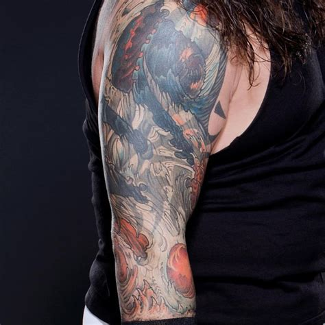 bray wyatt tattoos 276 best bray wyatt windham rotunda images on