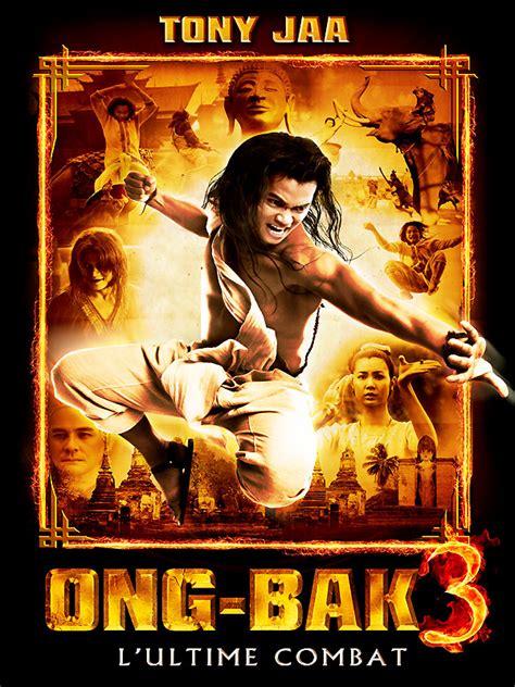 regarder film ong bak 2 gratuit sallesobscures com l affiche d ong bak 3 de et avec tony