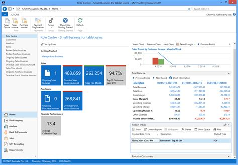 Microsoft Nav what s new in microsoft dynamics nav 2015 evolution business systems
