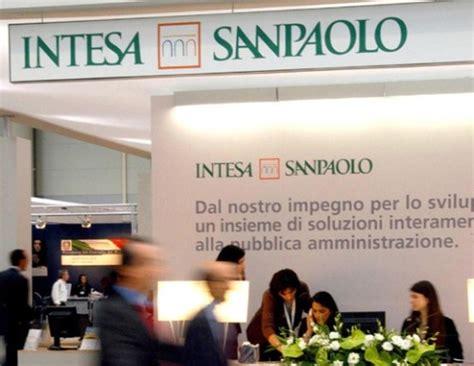 Banco Di Napoli Rende by Intesa Sanpaolo Nuove Nomine Nella Divisione Banca Dei