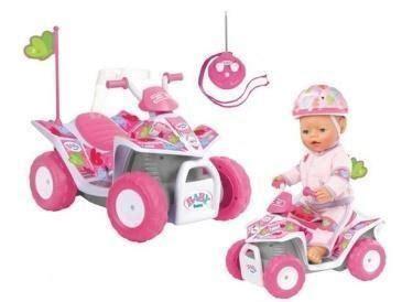Baby Born Motorrad by Bol Baby Born Radiografisch Bestuurbare Zapf