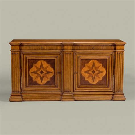 Tuscan Sideboard tuscany marquetry sideboard traditional buffets and sideboards other metro by ethan allen