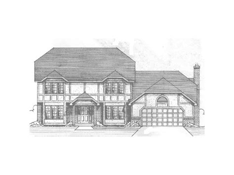 eplans english tudor house plan european and unique 2454 square feet and 4 bedrooms from architectures english cottage home plans eplans tudor