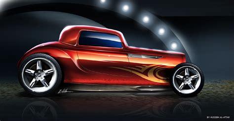 imagenes de hot rot hot rod concept by husseindesign on deviantart
