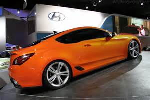 hyundai genesis coupe concept 2008 american