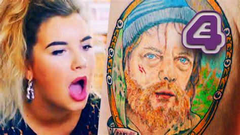 tattoo fixers ian beale eastenders superfan s homeless ian beale tattoo tattoo
