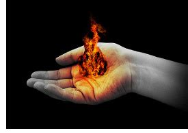 libro carrying the fire an how did abraham carry the fire precepts