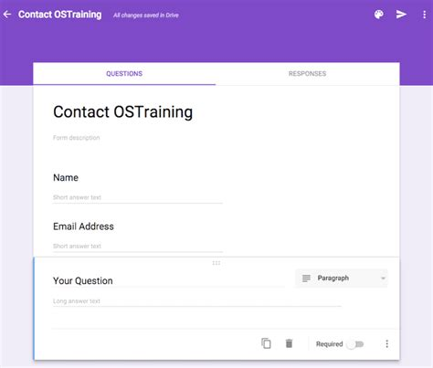 google form how to embed google forms in joomla