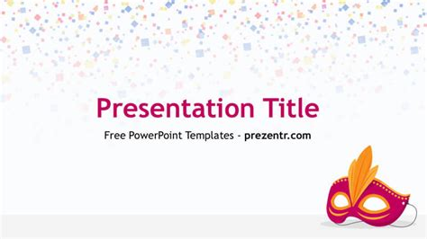 powerpoint themes carnival free carnival powerpoint template prezentr ppt templates