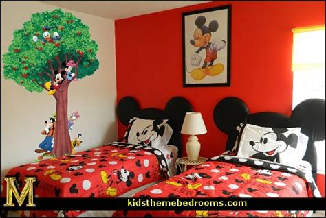 mickey mouse decorations for bedroom decorating theme bedrooms maries manor minnie mouse