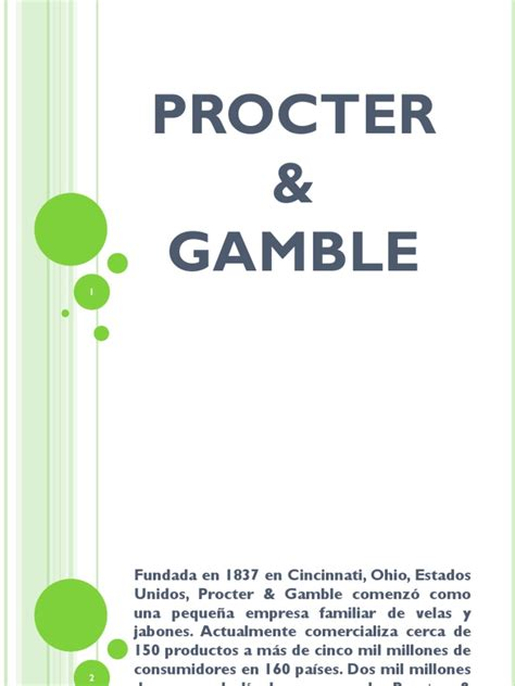 Procter And Gamble Mba Schools by Procter And Gamble