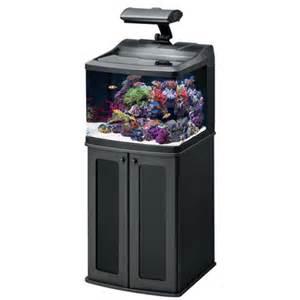 Saltwater To Go   Oceanic BioCube 29 Gallon Aquarium w/ HQI Lighting