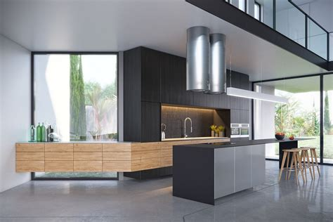 glass wall kitchen 3 modern villas that embrace indoor outdoor living