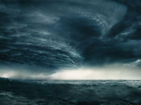 the white hurricane stormy ocean wallpapers wallpaper cave