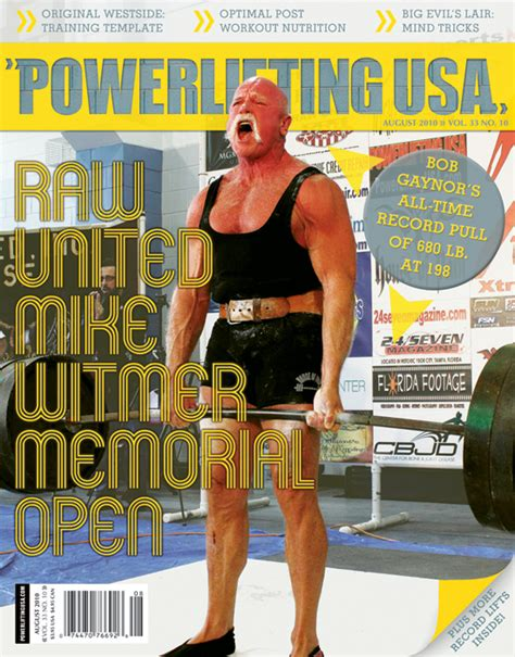 magazine usa powerlifting usa magazine images