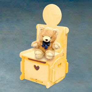 doll valet chair plans  shipping  original