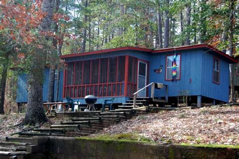 lodging at fox s lodge on toledo bend lake reservoir