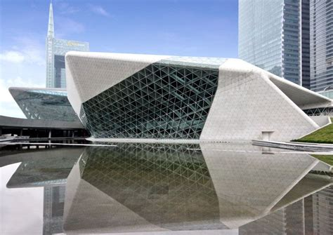 Guangzhou Opera House by Zaha Hadid The To Win The Pritzker Dies At 65