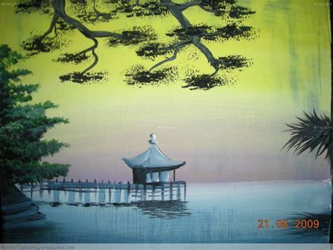 imagenes de paisajes naturales zen paisaje zen liliana marcial artelista com