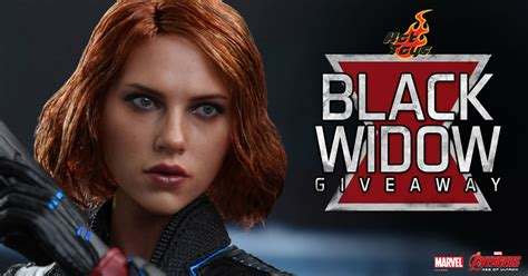 Marvel Giveaway - black widow figure marvel giveaway sideshow collectibles