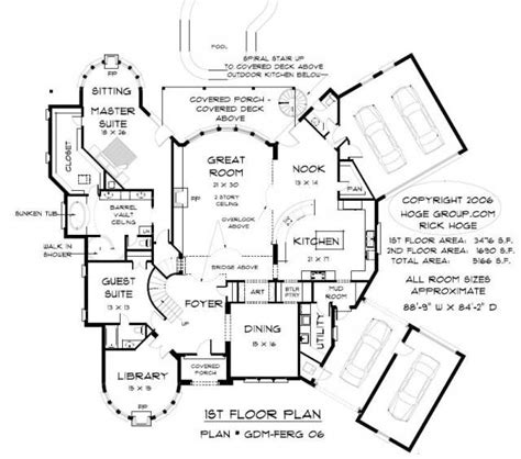 house plans 4000 to 5000 square 10 best images about floor plans on house