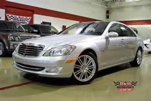 Used Mercedes S600 2008 Mercedes S600 V12 Stock M5105 For Sale Near