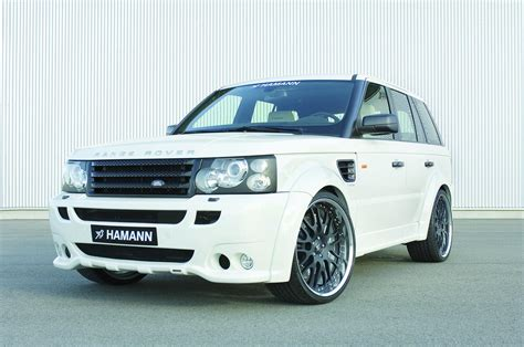 hamann land rover hamann range rover sport quot conqueror quot review top speed