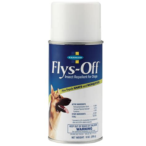 bug repellent for dogs flys insect repellent for dogs aerosol 9 oz