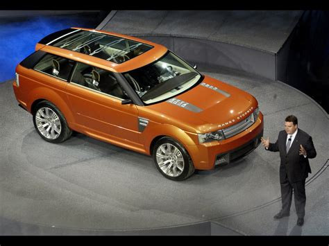range rover stormer land rover range stormer photos photogallery with 7 pics