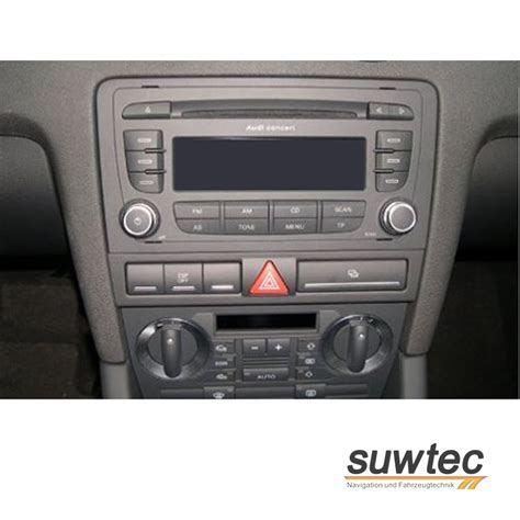 Audi Radio Concert Mp3 by Original Audi A3 8p 8pa Radio Concert Mp3 Cabrio Neu 8p0